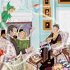 DRAWING ROOM - TEA TIME